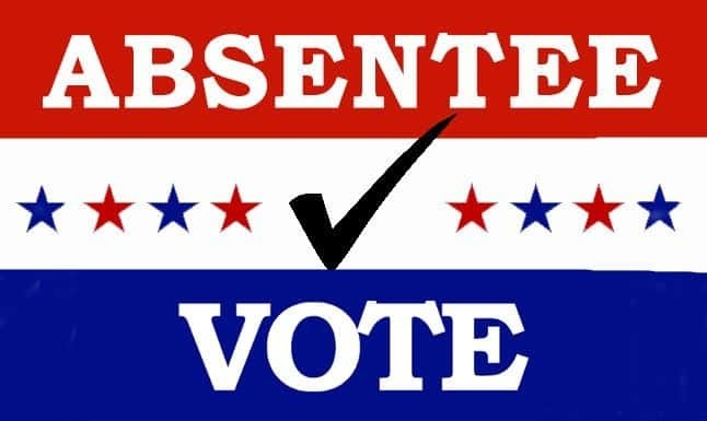 Budget Vote & Election by Absentee Ballots ONLY