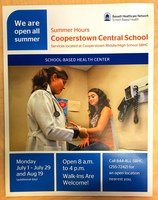 Bassett School Based Health Center at CCS