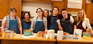 CCS Life Skills Class Participates in Community Project