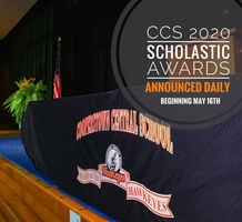 CCS 2020 Scholastic Awards Announced Daily May 16-24