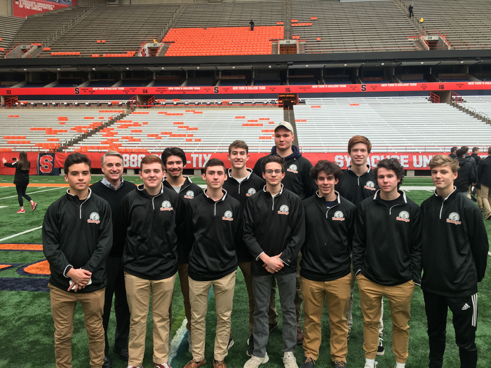 Cooperstown Boys at the Carrier Dome