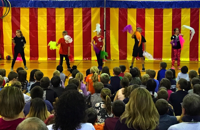 2019 CCS Elementary 3rd Gr Circus