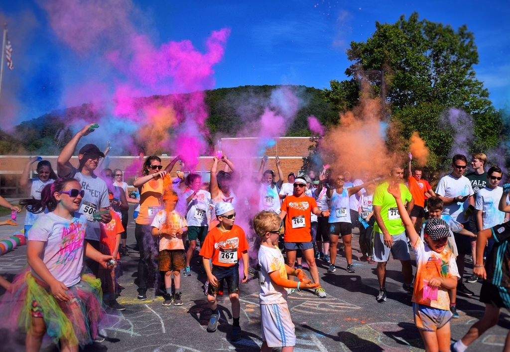 2019 CCS LTA Color Run 5K
