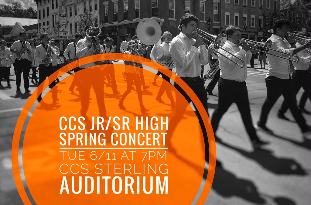 CCS Jr./Sr. High Spring Concert