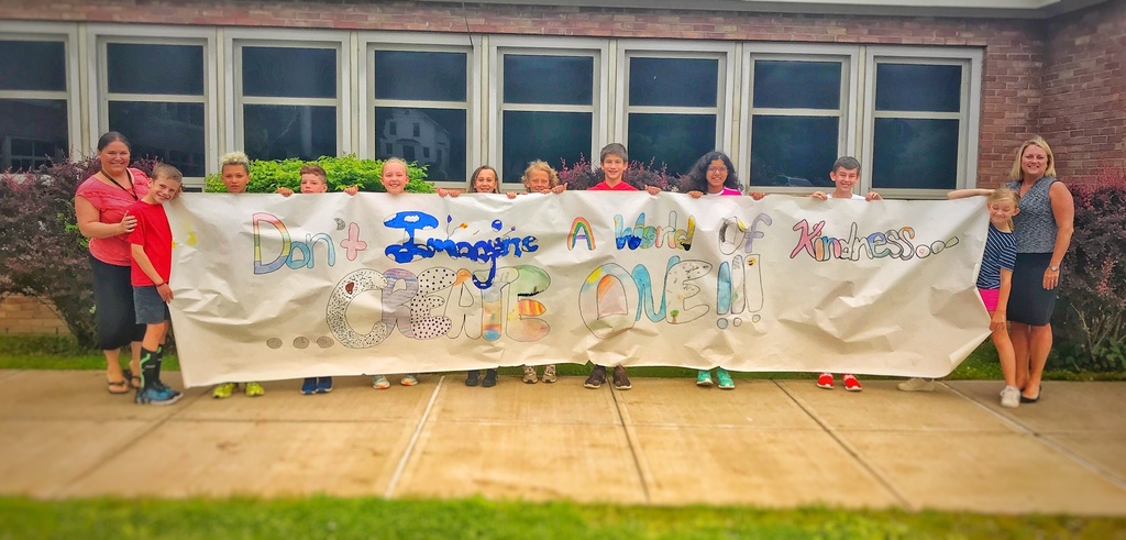 CCS Elementary 5th Gr Kindness Project