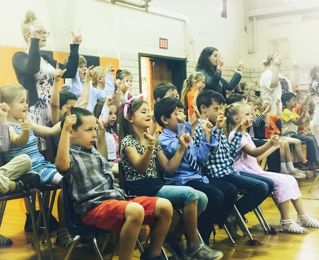 2019 ASL 1st Grade Performance