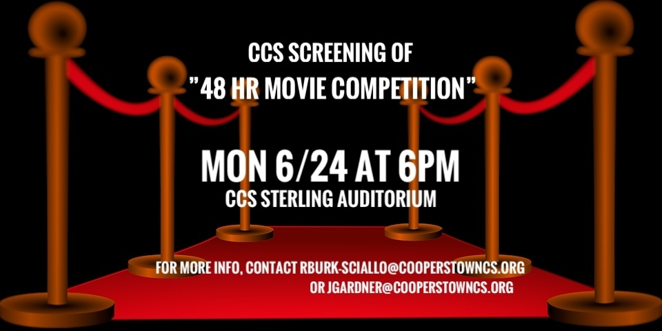 48 hr Movie Competition