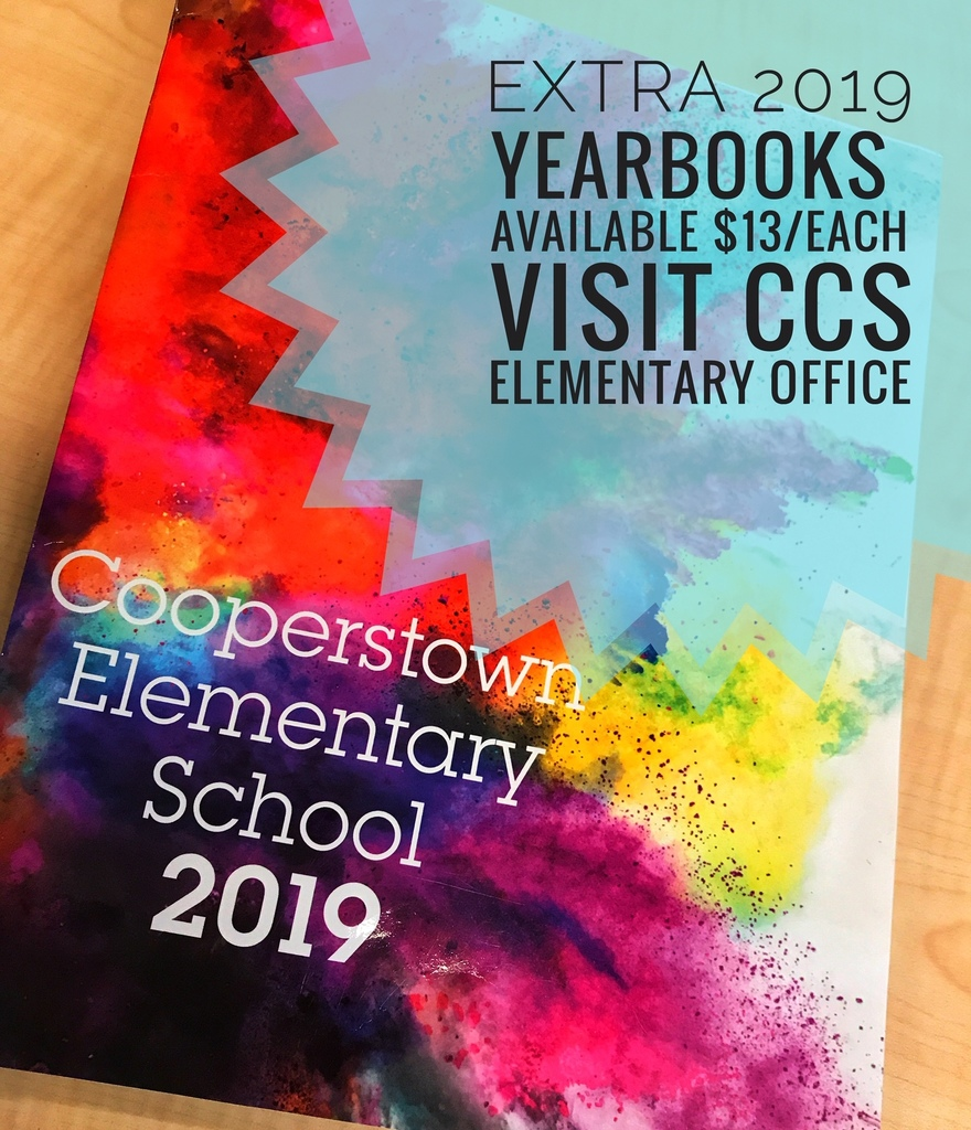 CCS Elementary Yearbook for Sale