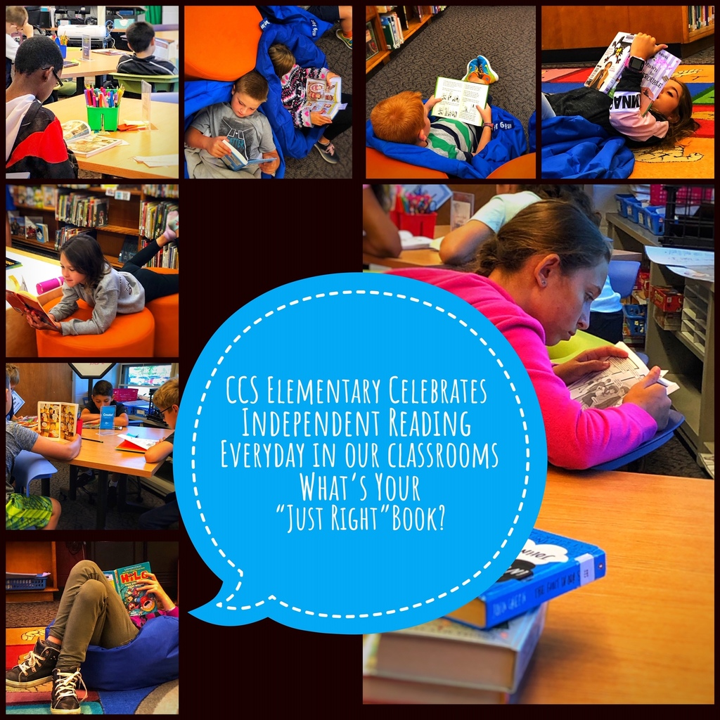 CCS Elementary Independent Reading