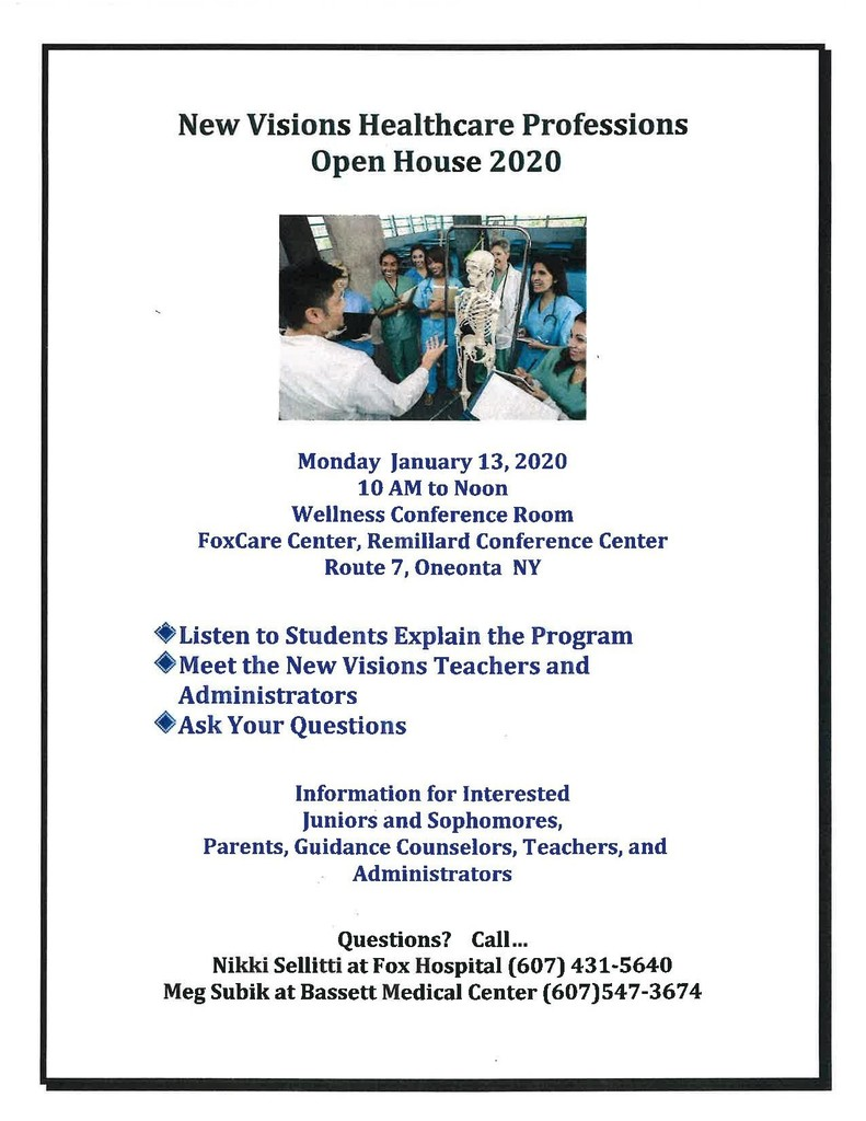 NV Health Open House