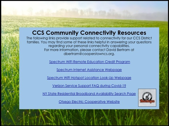 Community Connectivity Resources