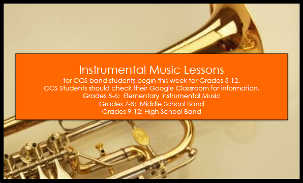 Instrumental Lessons